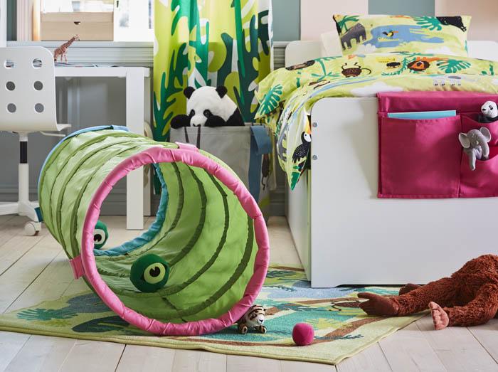 ejercicio fisico en casa niños