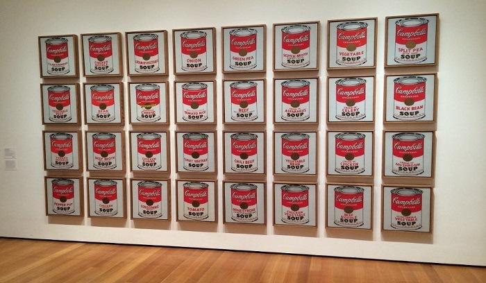 cursos gratuitos del MOMA Andy Warhol