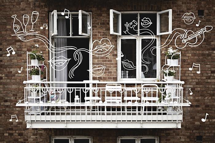 balcones ikea