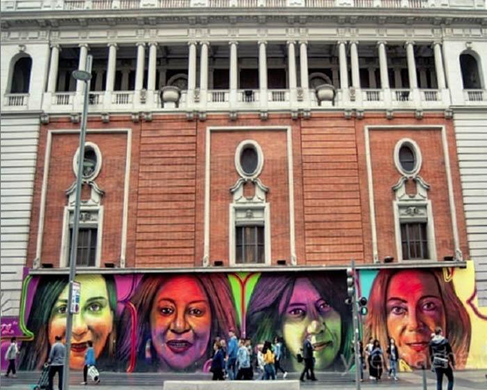 post-graffiti street art madrid