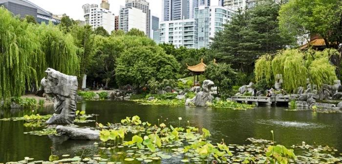 jardines botánicos en Australia