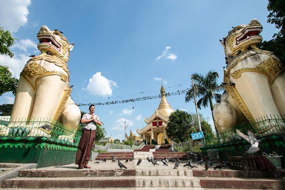agente de viajes myanmar