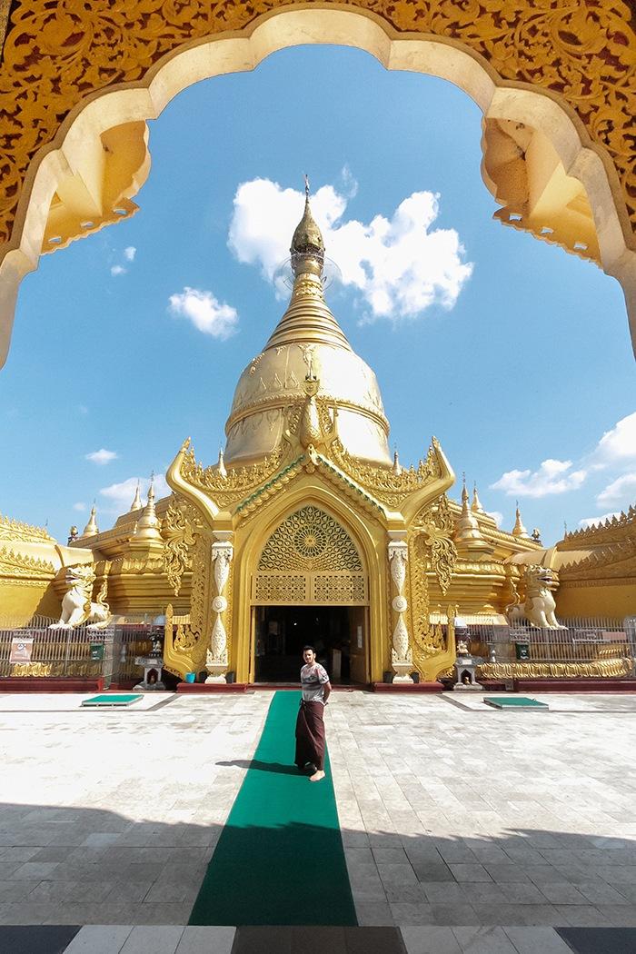 Operador especializado viajes myanmar