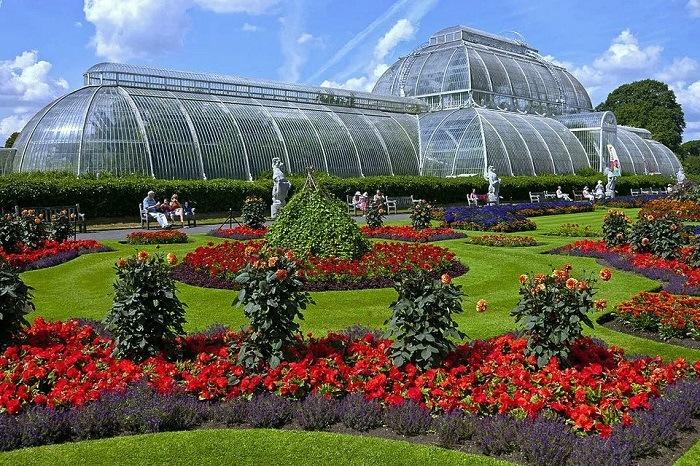 jardines botánicos inglaterra