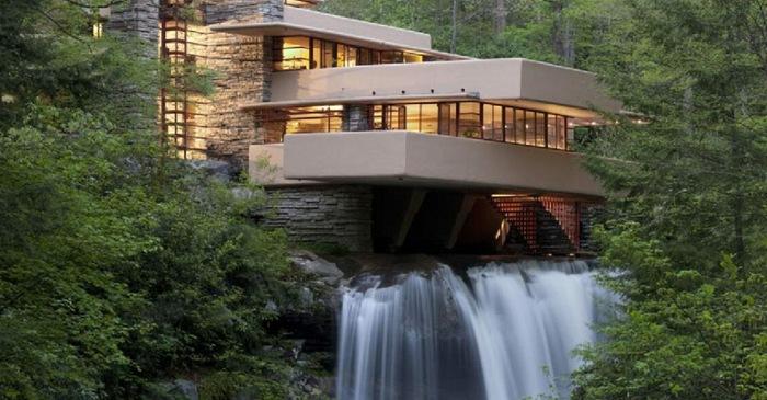 Descubre a Frank Lloyd Wright con recorridos virtuales de su arquitectura