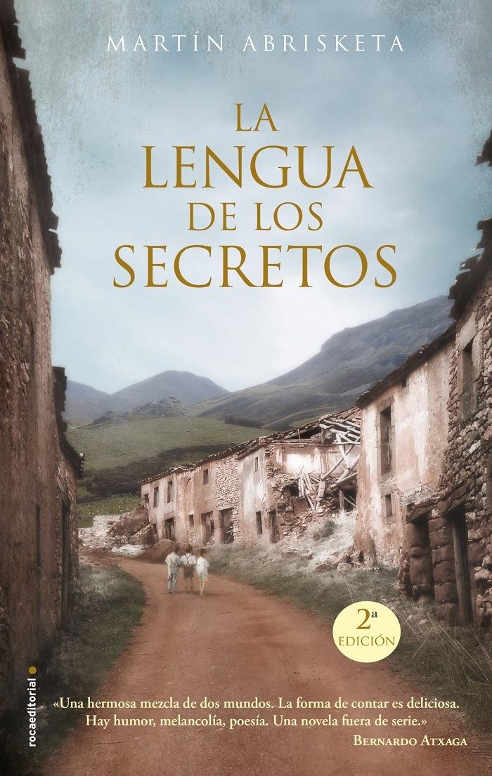 la lengua de los secretos libro