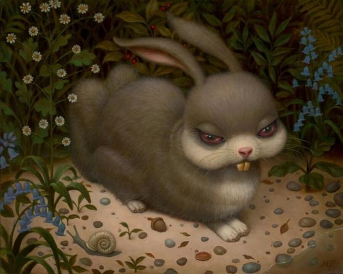 conejo by marion peck