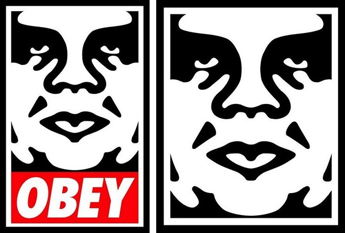 obey by Fairey