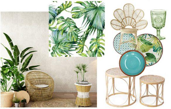 seleccion accesorios decorativos verano
