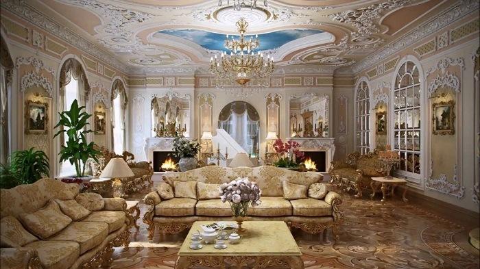 interiores victorianos