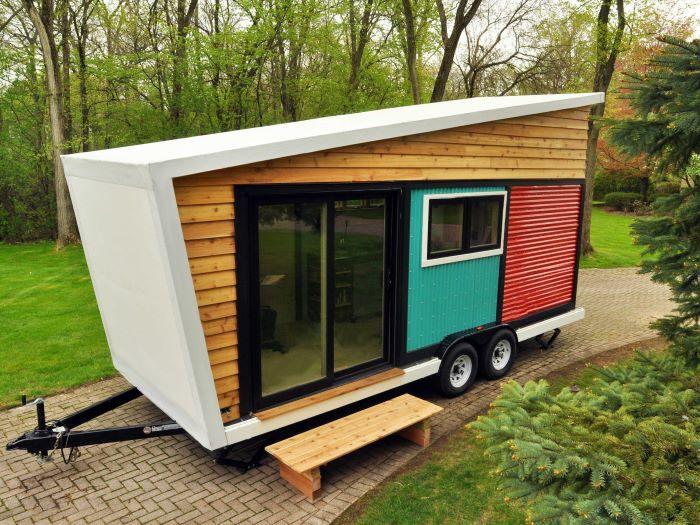 mobile homes diseño
