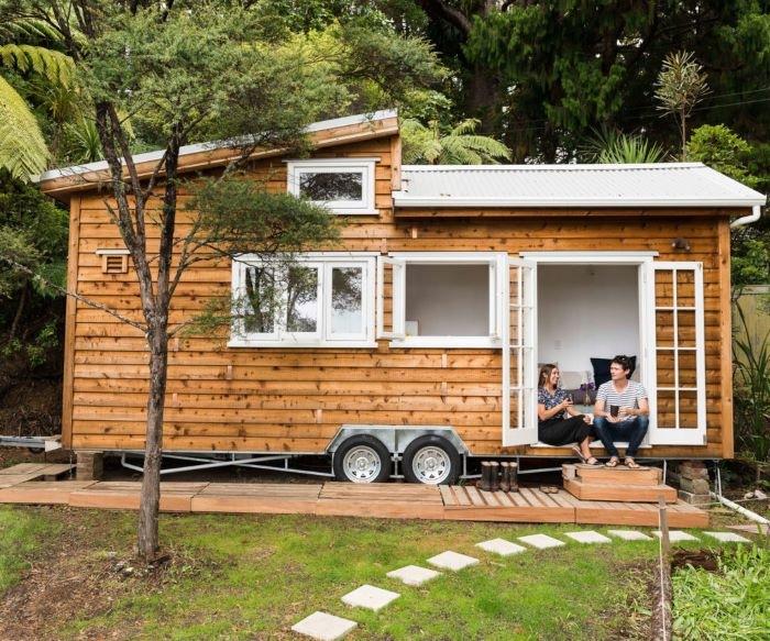 Mobile Homes, las Tiny Houses sobre ruedas