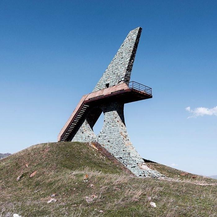 Arquitectura Armenia moderna