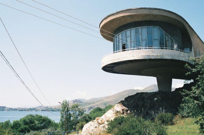 Casa de escritores en Armenia