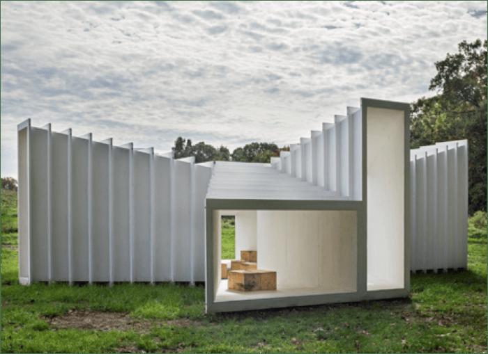 Architizer: World's Best Architecture Proyecto arquitectónico moderno