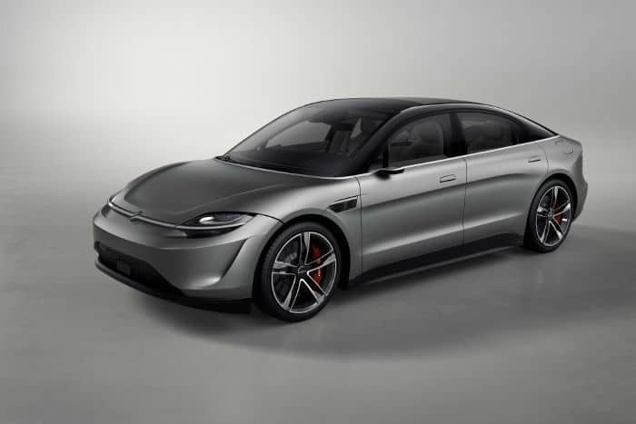 Concept cars marca Sony