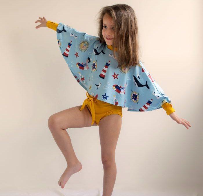 From Sun With Love, marca de ropa para niños y mujeres con protección solar