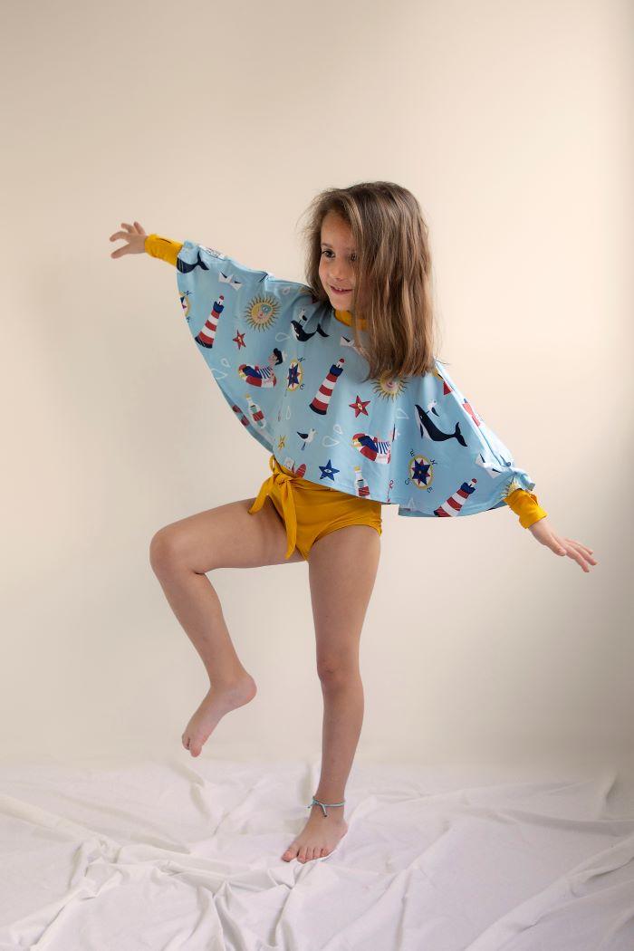 From Sun With Love, marca de ropa para niños con protección solar