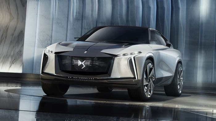 Concept cars modelo DS