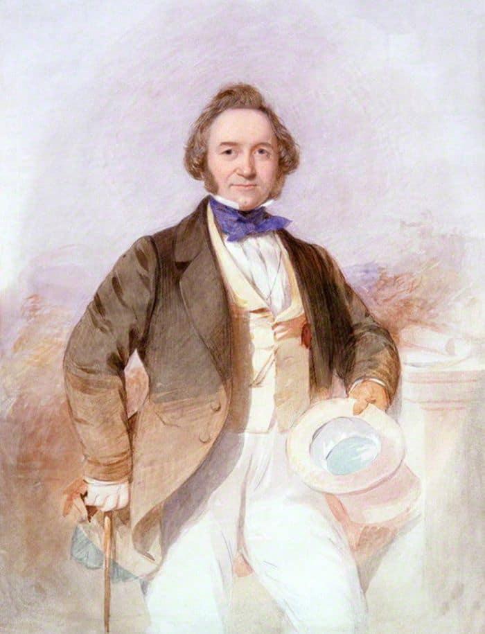 Joseph Paxton arquitecto inglés