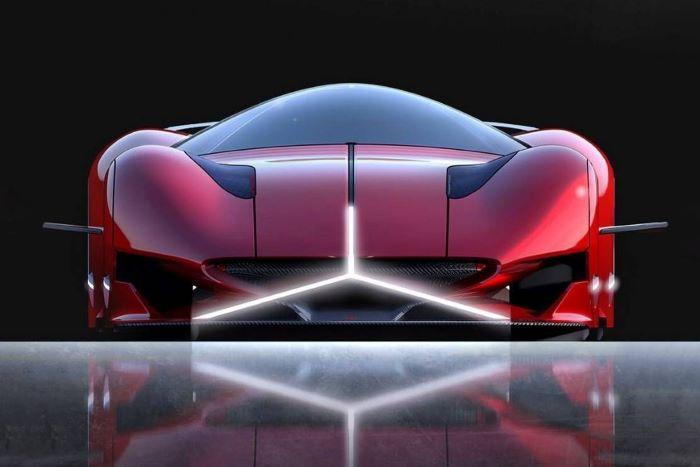 Concept cars de Mercedes Benz