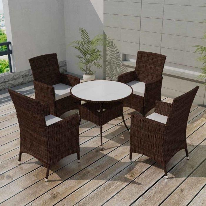 muebles perfectos para tu jardín
