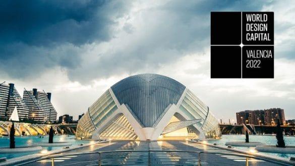 Valencia Capital Mundial de Diseño 2022