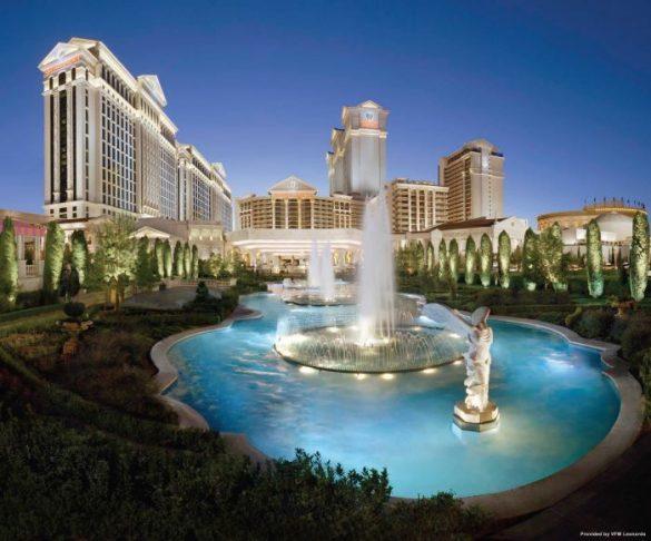Casino Caesar Palace en Las Vegas