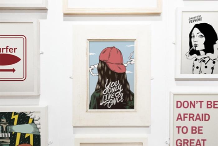 Decorar la casa con cuadros personalizados: desata tu imaginación