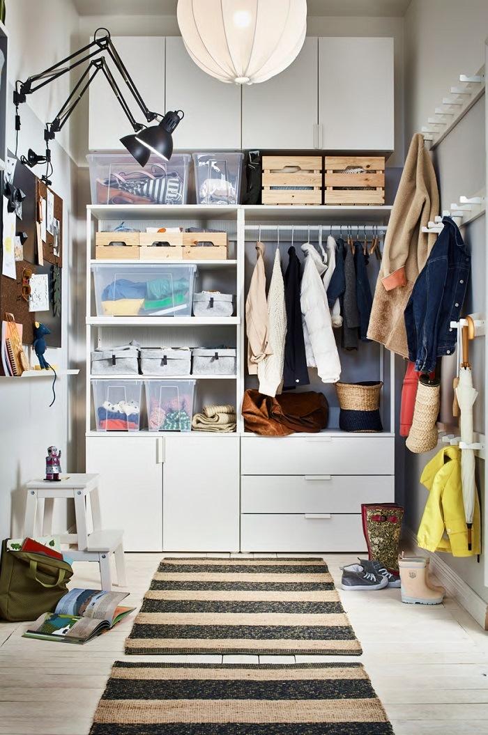 Habitación de catálogo IKEA 2021