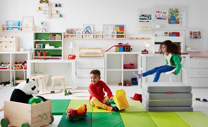¿Qué novedades para niños encontramos en el catálogo de IKEA 2021?