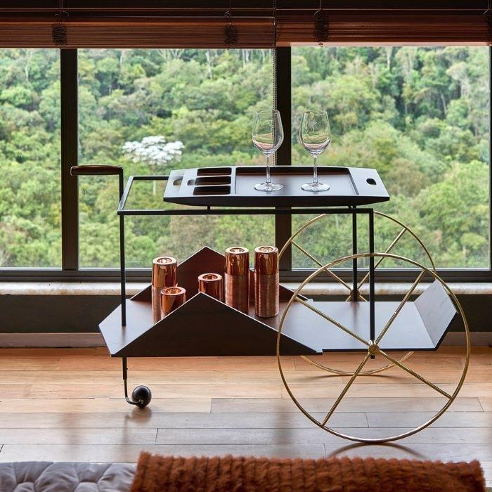 Mobiliario de Jorge Zalszupin