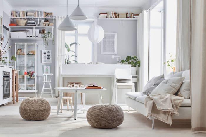 Salón de IKEA 2021