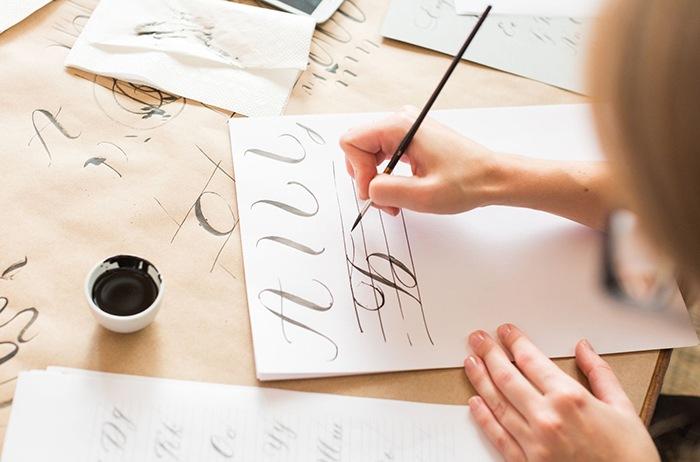 Top 15 de cursos de caligrafía y tipografía para este verano