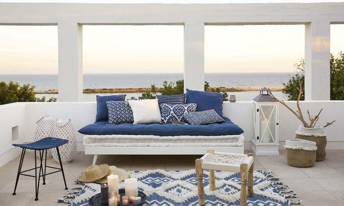 Terraza decoración Chill Out