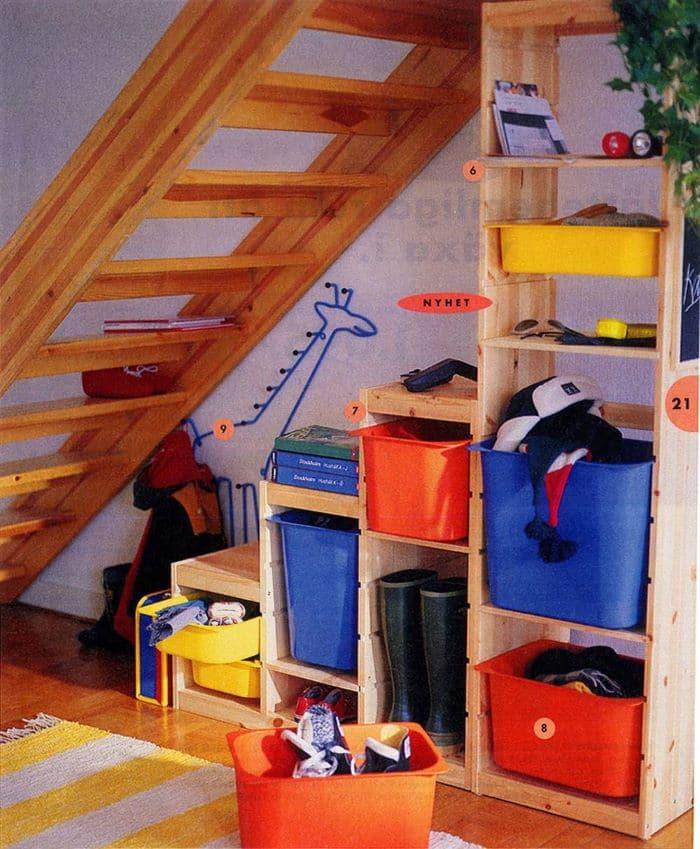 almacenamiento IKEA