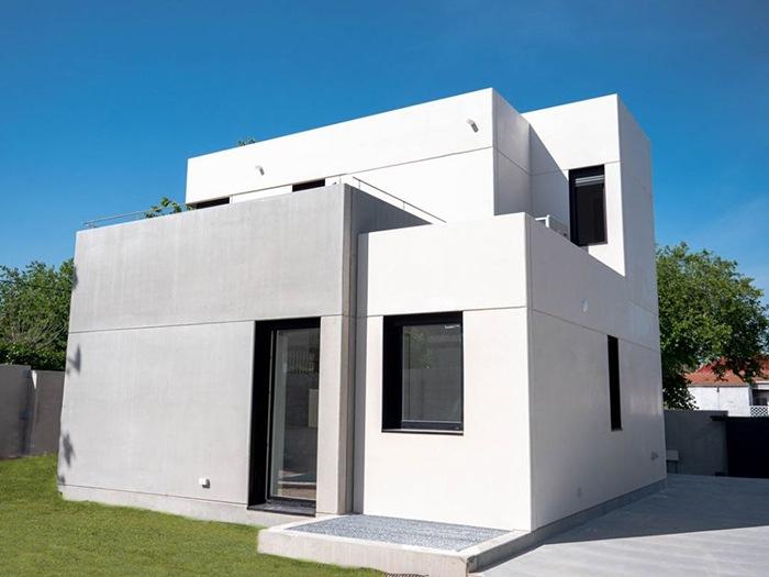 El auge de las casas prefabricadas de hormigón | Moove Magazine
