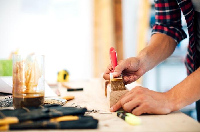 restaurador madera