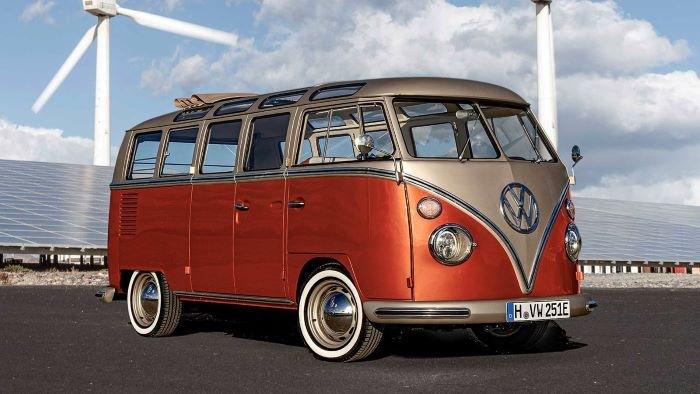 """Regresa """"Bulli"""", la icónica furgoneta de Volkswagen tiene un nuevo modelo eléctrico"""