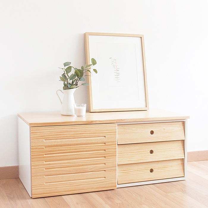 mueble slow madera
