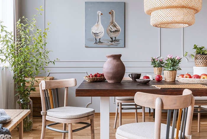 7 ventajas de utilizar madera natural en la decoración del hogar