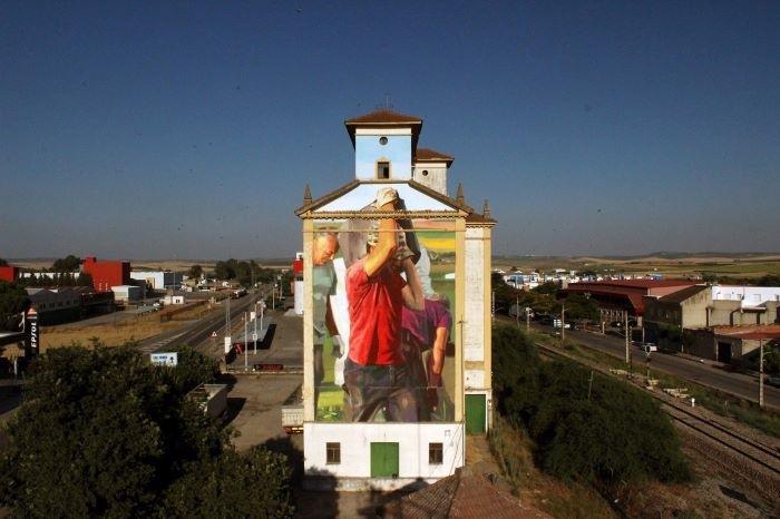 Artista Manolo Mesa