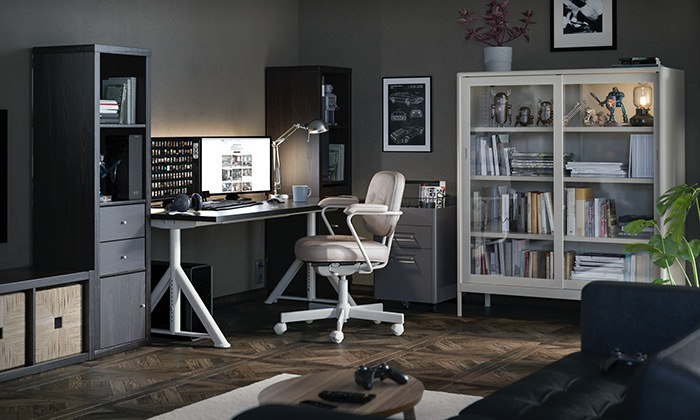 espacio trabajo y juego