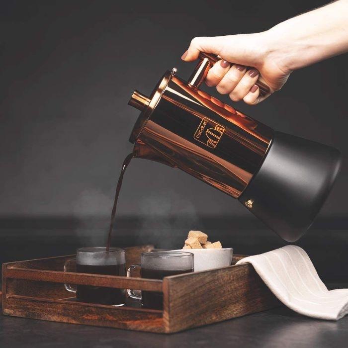 Cafetera italiana de diseño CECOTEC