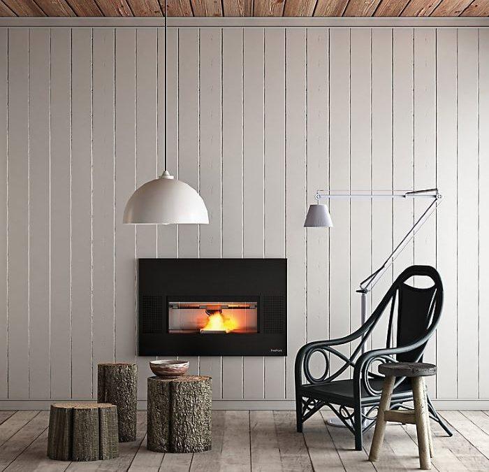 Calefactores eléctricos de diseño para calentar tu hogar este inverno