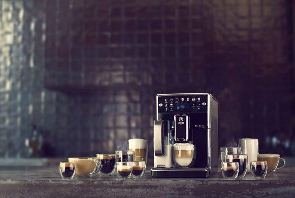 cafetera eléctrica de diseño