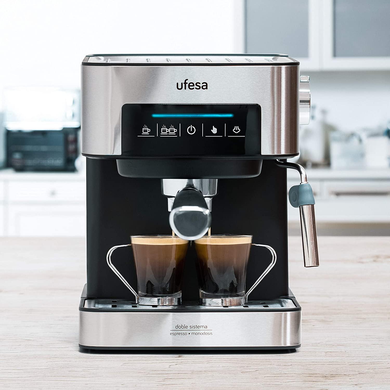 cafetera eléctrica de diseño UFESA