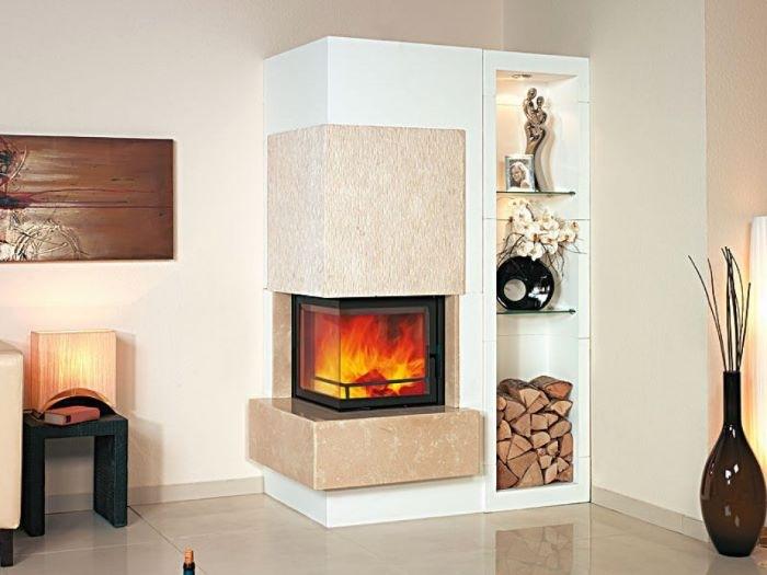7 tipos de chimeneas eléctricas de diseño para calentar tu hogar este invierno
