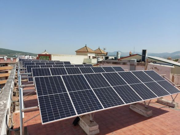 sostenibilidad energia solar