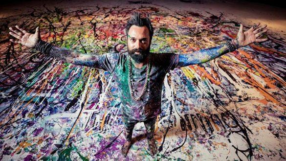 lienzo más grande del mundo